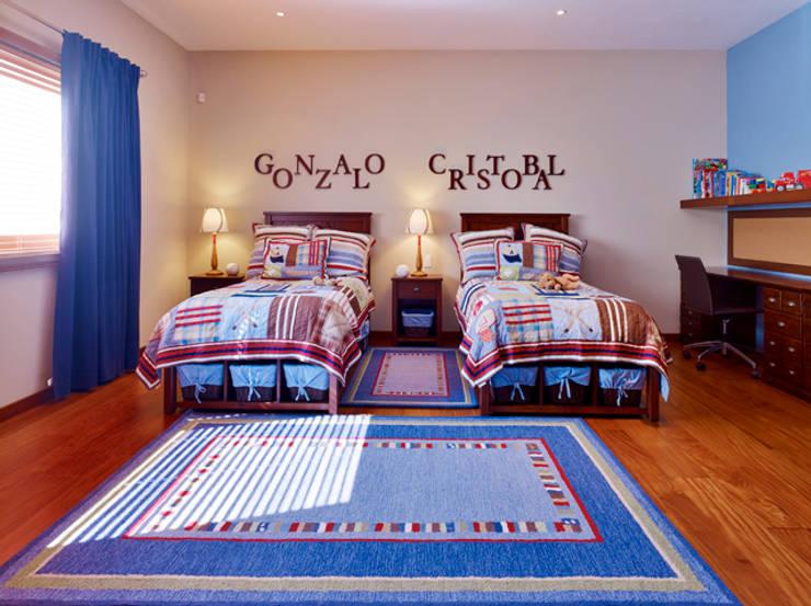 Dormitorios infantiles  de estilo  por VICTORIA PLASENCIA INTERIORISMO