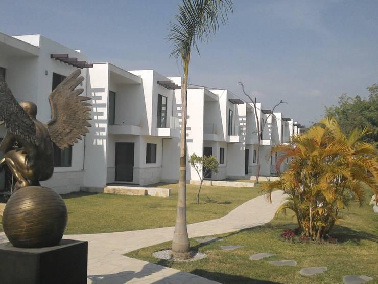 DYE-ARQUITECTURAが手掛けた一戸建て住宅