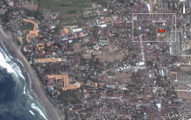 проект реконструкции виллы на о. Бали, 2009:  в . Автор – PK AID