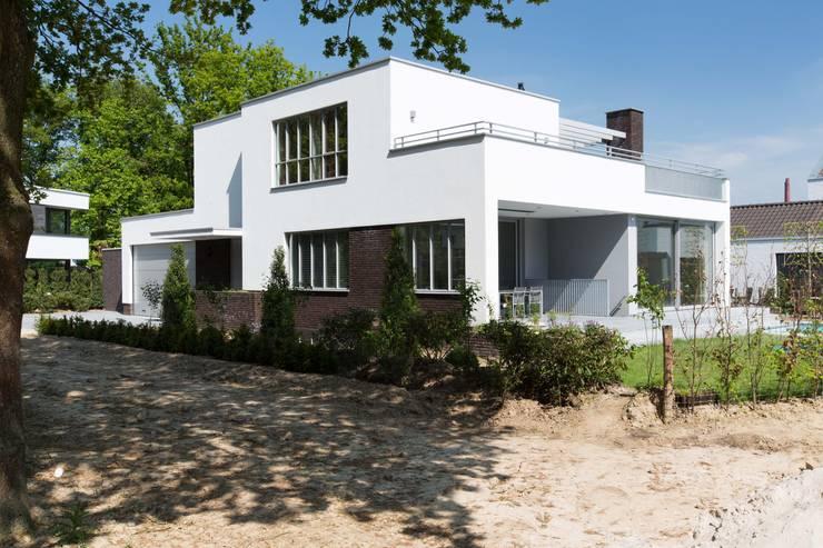 Nhà theo architectenburo ZIJN, Hiện đại