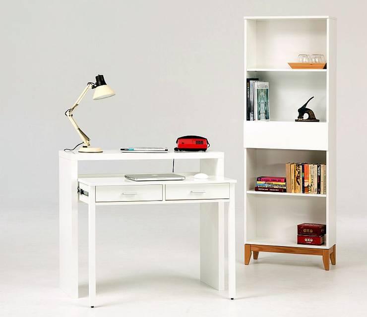 Zestaw Console: styl , w kategorii Domowe biuro i gabinet zaprojektowany przez onemarket.pl