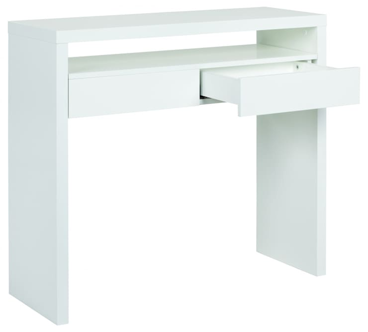 Biurko Console: styl , w kategorii Domowe biuro i gabinet zaprojektowany przez onemarket.pl