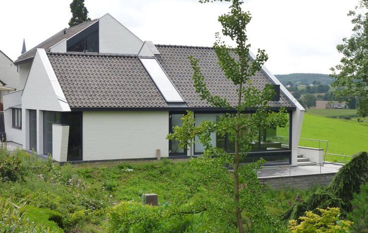 remeijers:  Huizen door Architektenburo Lahaye, Modern