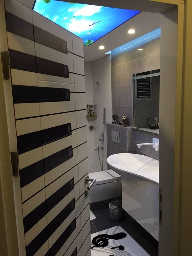 ais inşaat – Ais İnşaat:  tarz Banyo