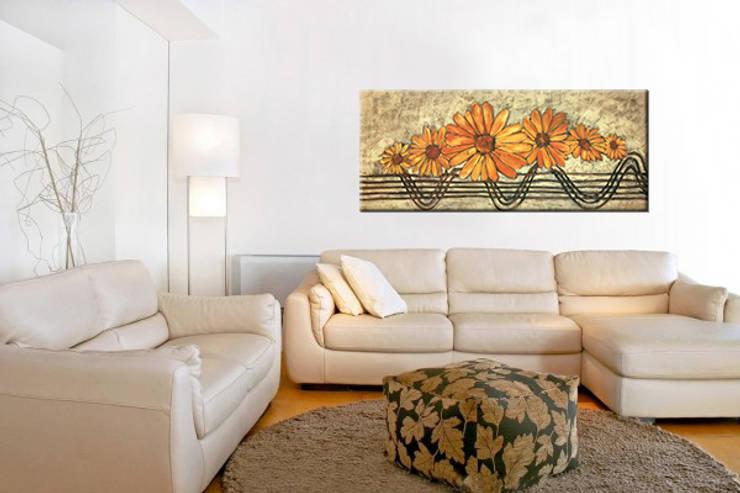 TABLOSTUDYO – salon:  tarz Oturma Odası
