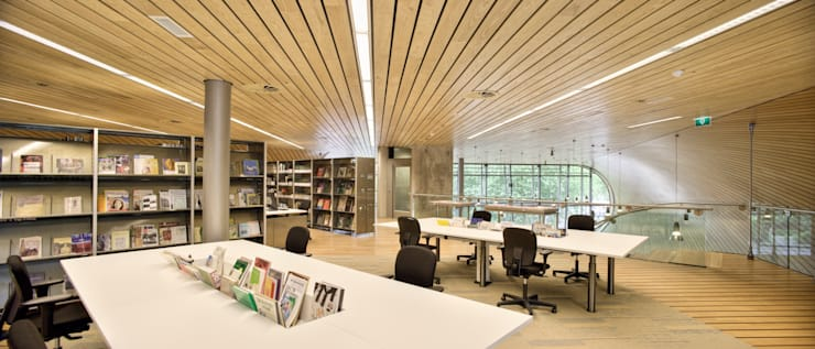 Historisch Centrum Overijssel - Zwolle - the Netherlands: Escritório  por iduna