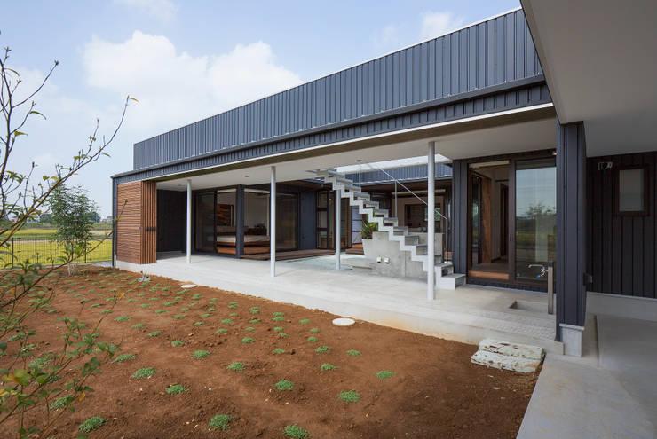 藤井下組の家: 空間設計室/kukanarchiが手掛けた家です。