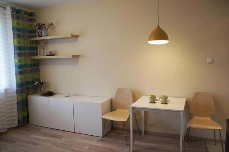 Katowicka – mieszkanie: styl , w kategorii  zaprojektowany przez Arta Design
