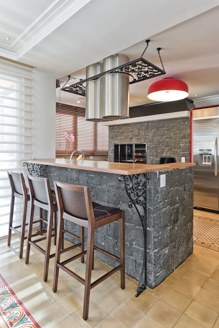 Kitchen by UNION Architectural Concept