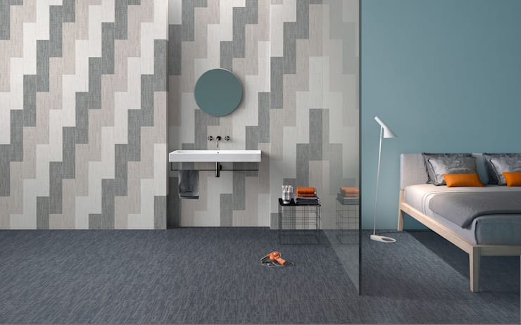 Walls & flooring by Ceramica Sant'Agostino