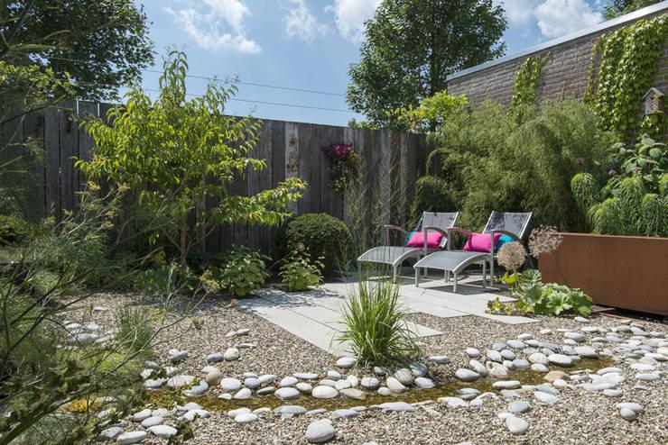Jardin de style de style eclectique par De Rooy Hoveniers