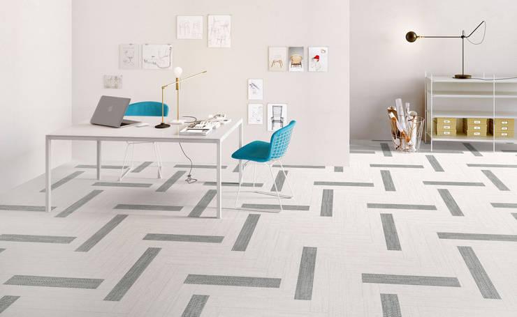 Collezione DIGITALART: Pareti & Pavimenti in stile  di Ceramica Sant'Agostino