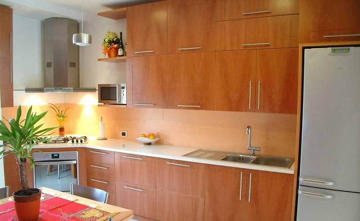 مطبخ تنفيذ Adesign