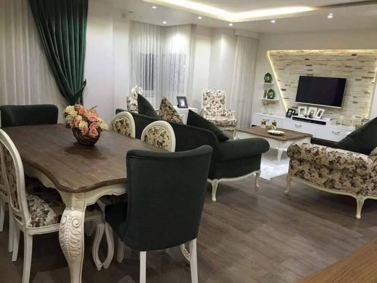 Albatross  Mutfak Banyo Dekorasyon – Albatross Mutfak:  tarz Oturma Odası, Modern
