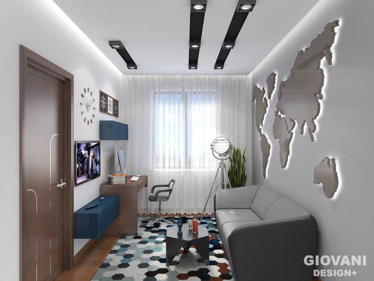 Escritórios e Espaços de trabalho  por Giovani Design Studio