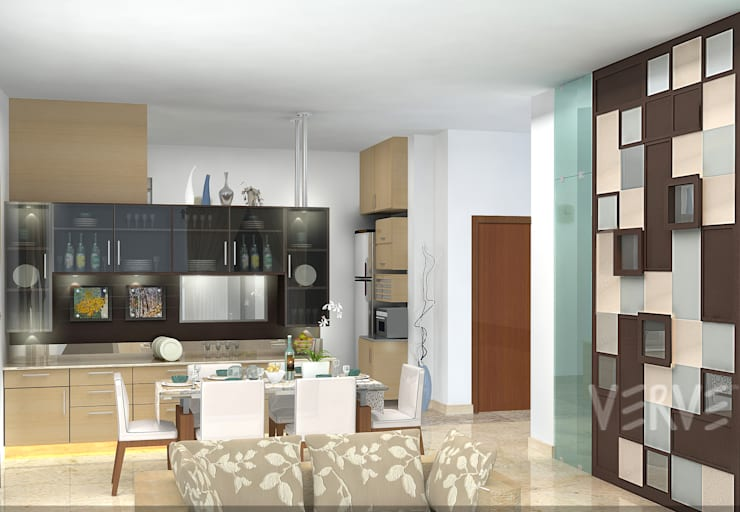 FAMILY and DINING AREA:   by VERVE GROUP