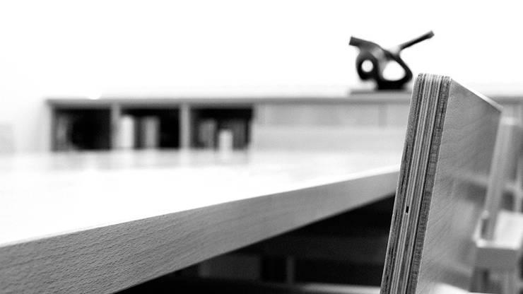 Remodelação de Escritório de Advocacia: Escritórios e Espaços de trabalho  por ANSCAM