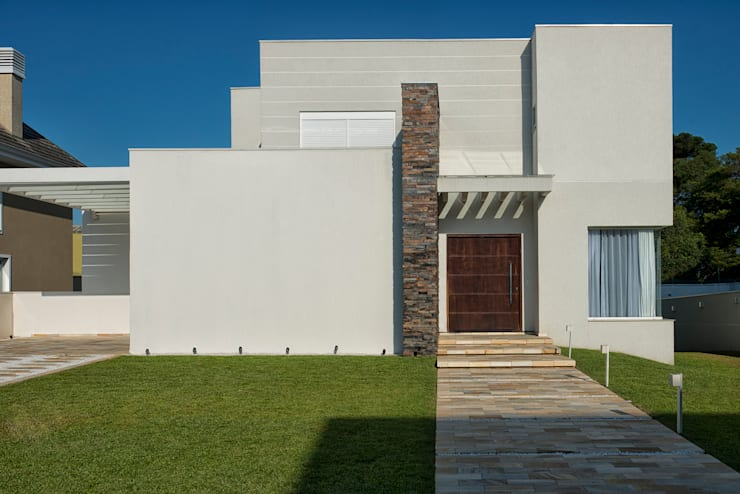 RMS: Casas  por Angelica Pecego Arquitetura