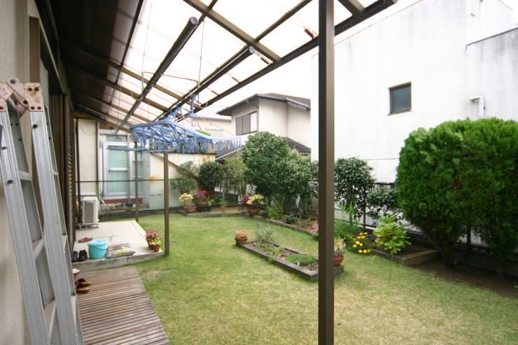 before: 庭 遊庵が手掛けた庭です。,