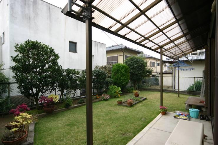 Jardines de estilo ecléctico de 庭 遊庵