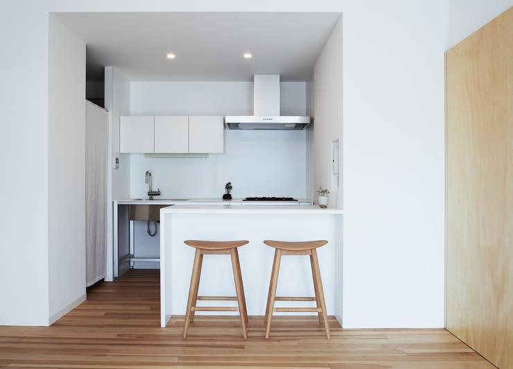 キッチン: カナタニ建築設計工房が手掛けたです。