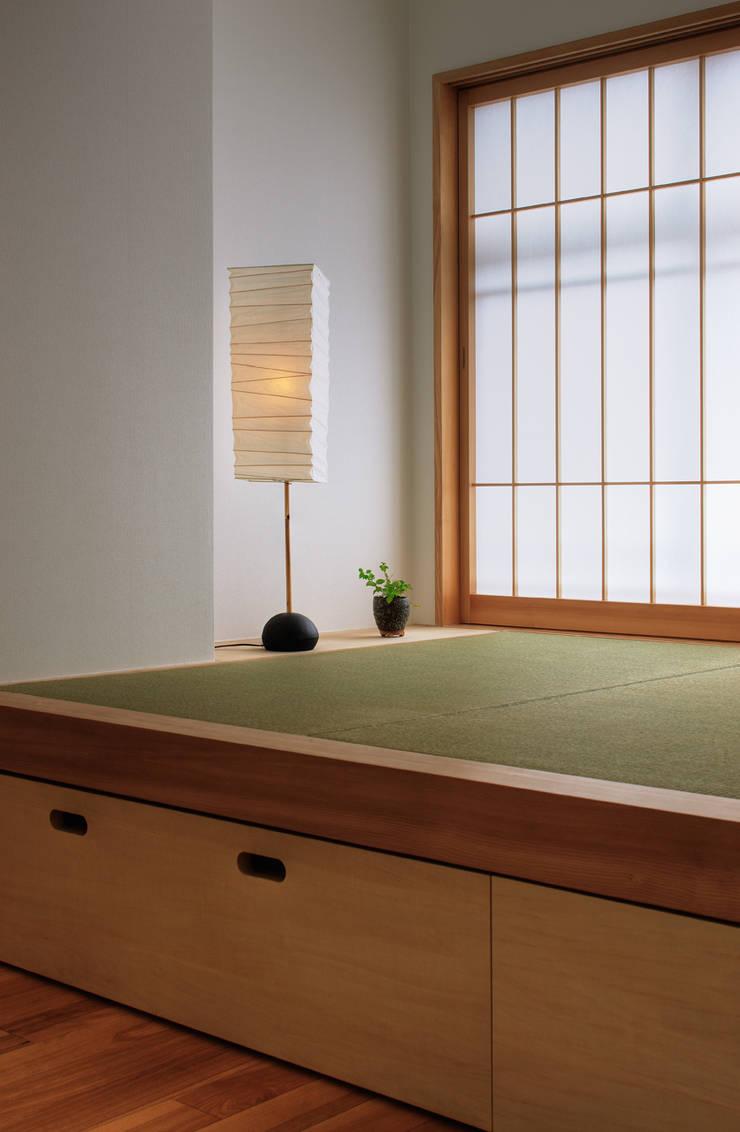 畳コーナー: カナタニ建築設計工房が手掛けたです。