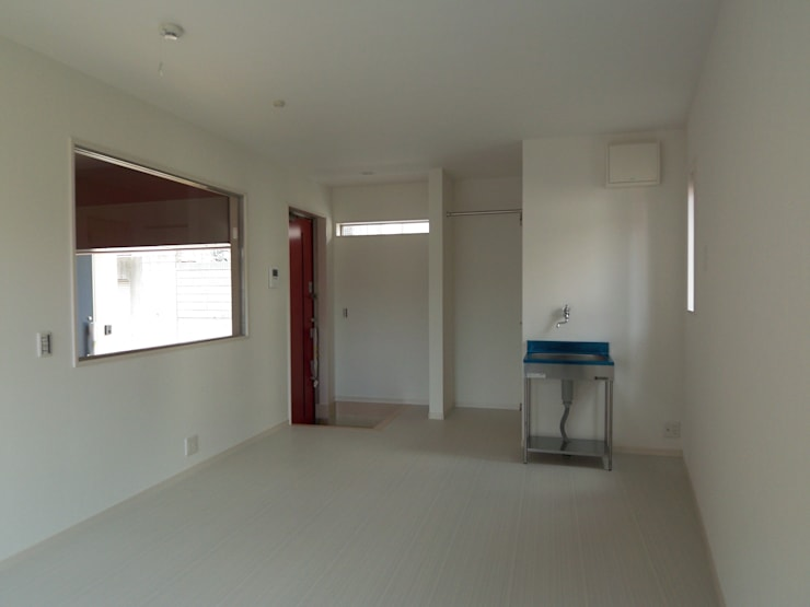 SOHO(オフィス): モノマ建築設計事務所が手掛けた勉強部屋/オフィスです。