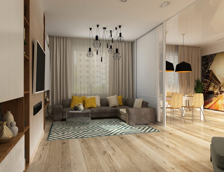 Living room by Ирина Альсмит