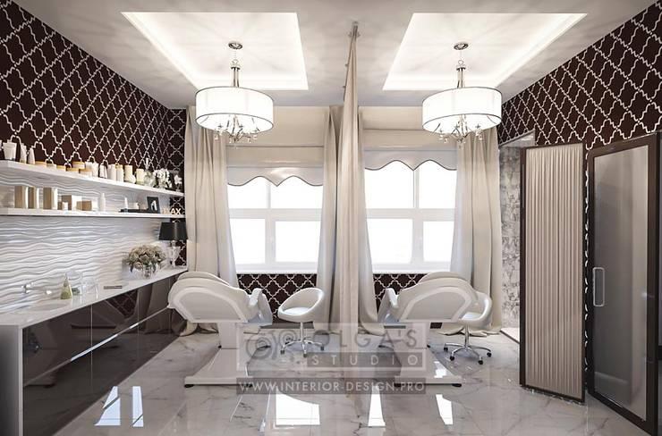 Процедурный кабинет: Коммерческие помещения в . Автор – Olga's Studio