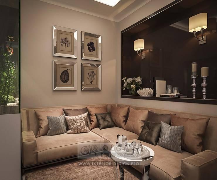 Зона отдыха: Коммерческие помещения в . Автор – Olga's Studio