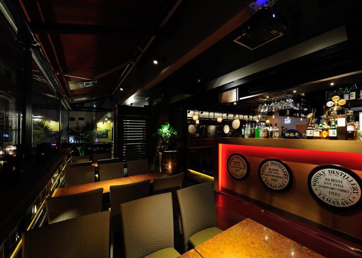 EN-Garden (エンガーデン): design work 五感+が手掛けたバー & クラブです。