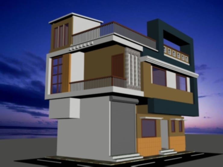 a small project :  Houses by M Design