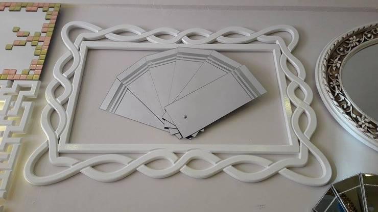 VERA CAM AYNA DEKORASYON – El Yapımı:  tarz İç Dekorasyon