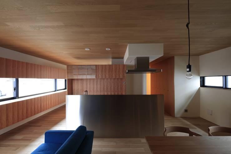Kitchen by 有限会社Kaデザイン