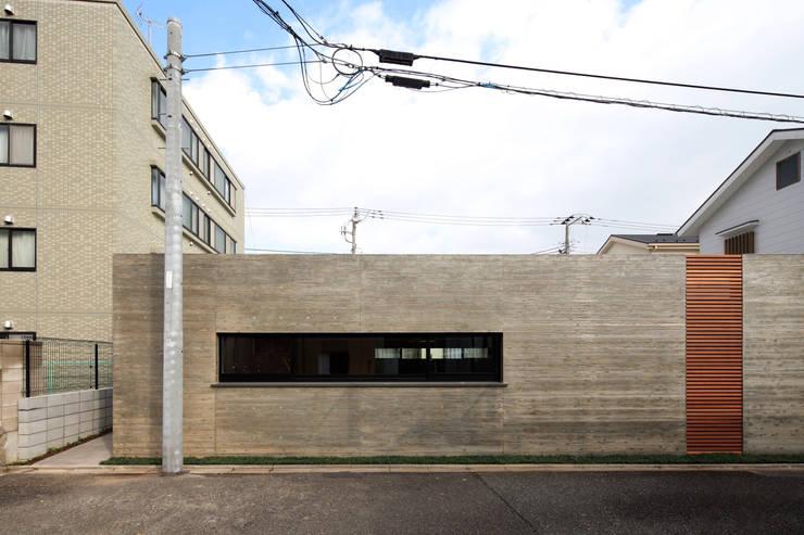 modern Houses by 有限会社Kaデザイン