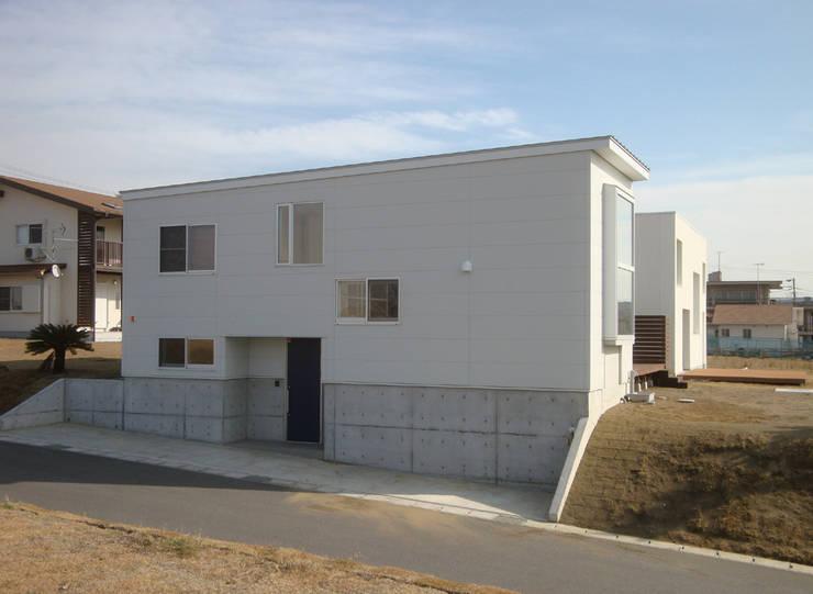 内房の家: 細江英俊建築設計事務所が手掛けた家です。