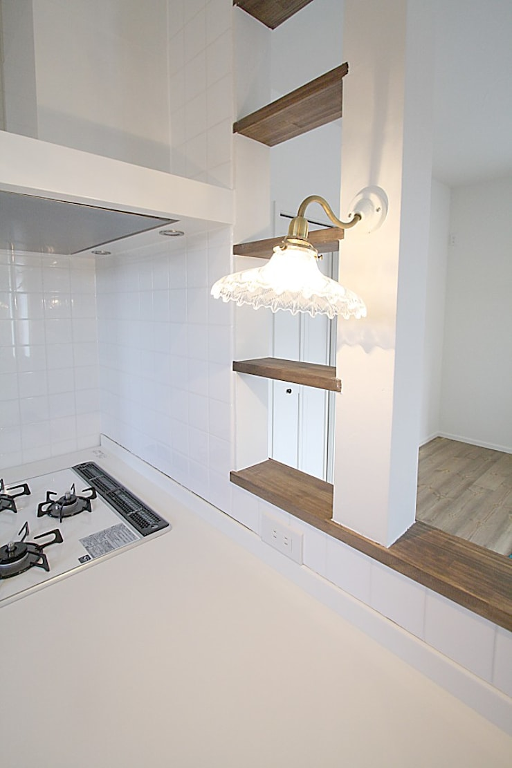 豊田市 O 様邸: 株式会社 コリーナが手掛けたキッチンです。