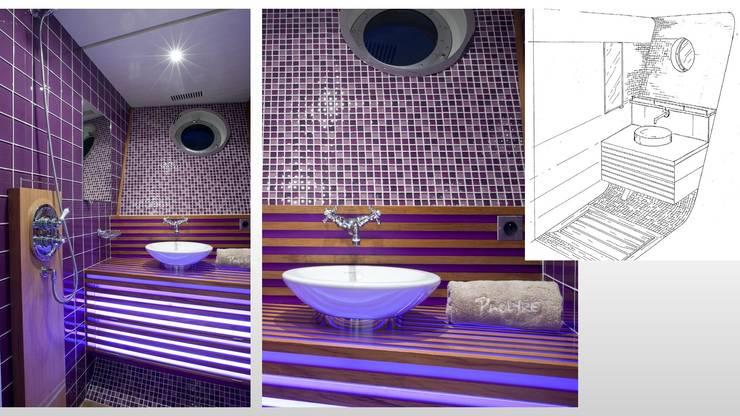 Salle De Bains Pourquoi Preferer Le Violet