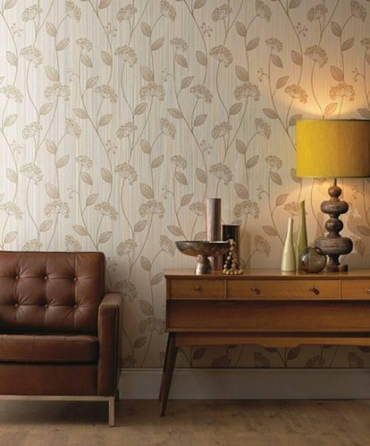 akademikyapı gayrimenkul – Duvar Kağıtları: modern tarz Oturma Odası