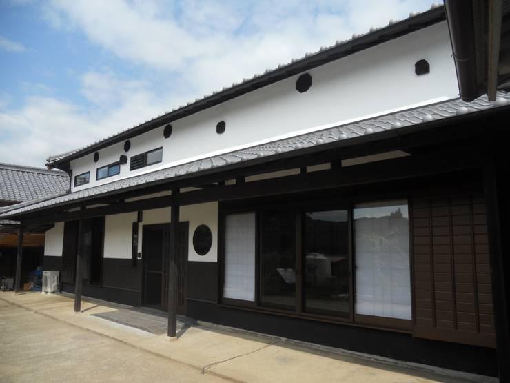 古民家再生(江戸、明治、大正、昭和初期の家): ぬくもりハウス株式会社が手掛けた家です。