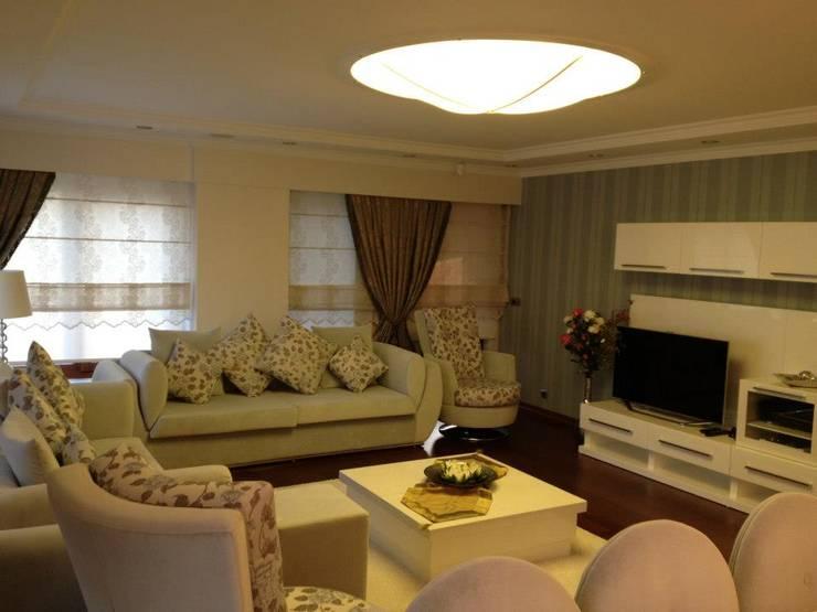 KC DEKOR VE MOBİLYA DEKORASYON  – Home Design :  tarz Oturma Odası