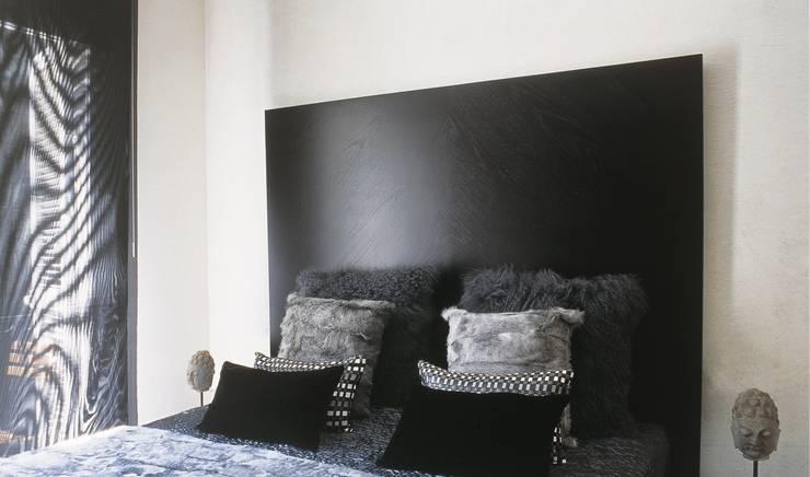 BOH: Dormitorios de estilo  de MILLENIUM ARCHITECTURE