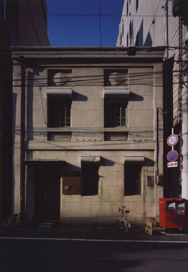 アトリエ: 建築設計室Morizo-が手掛けた家です。