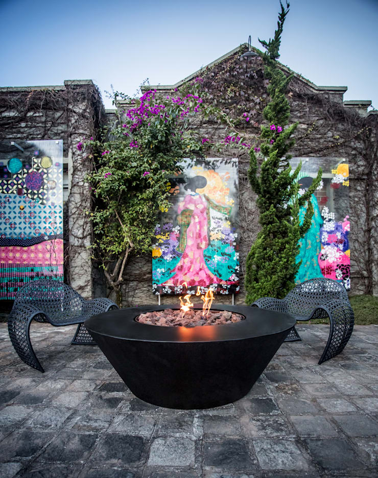 Casa Cor PR 2015: Jardins modernos por Wolfgang Schlögel Paisagismo