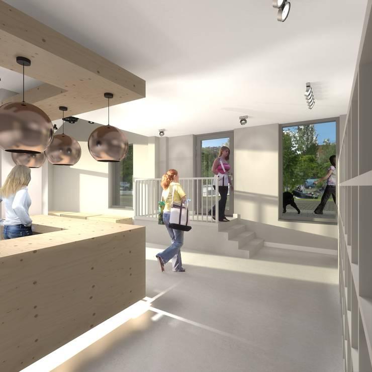wonen in de ijzergieterij:   door architectenburo frans van roy
