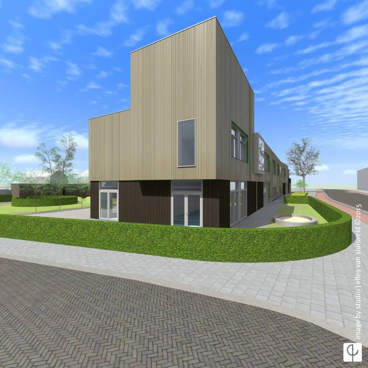 MFA KAZ Zwijndrecht:   door architectenburo frans van roy