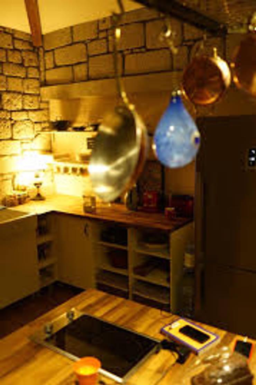 DAFNI MİMARLIK – B3 Evi:  tarz Mutfak