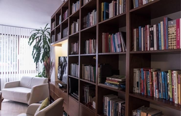 DAFNI MİMARLIK – Psikolojik Danışmanlık ve Eğitim Merkezi:  tarz Ofisler ve Mağazalar