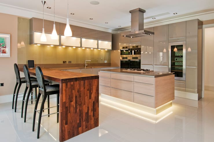 Dapur by Shandler Homes Ltd