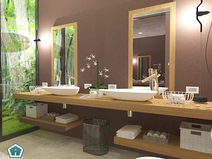 Bathroom by 3d Casa Design